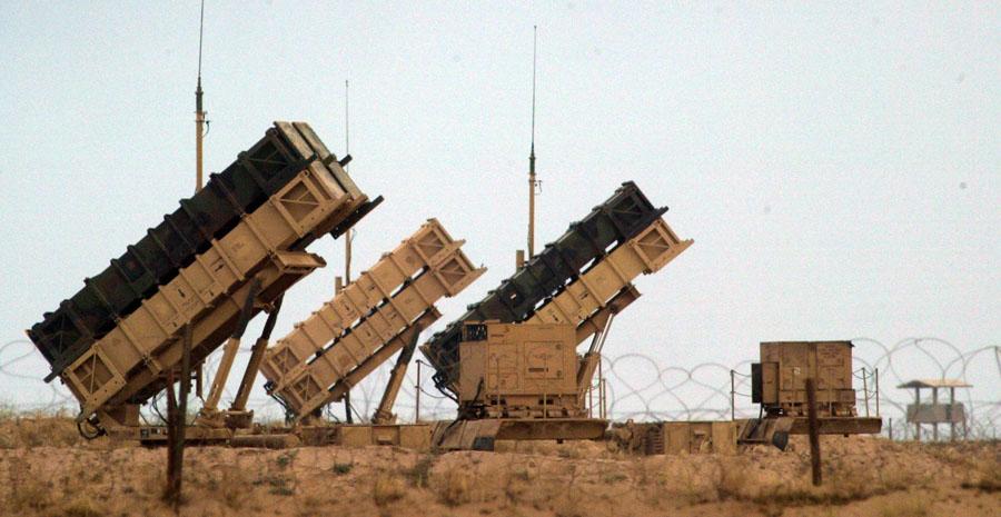 سیستم موشکی پاتریوت آلمانی هک شد
