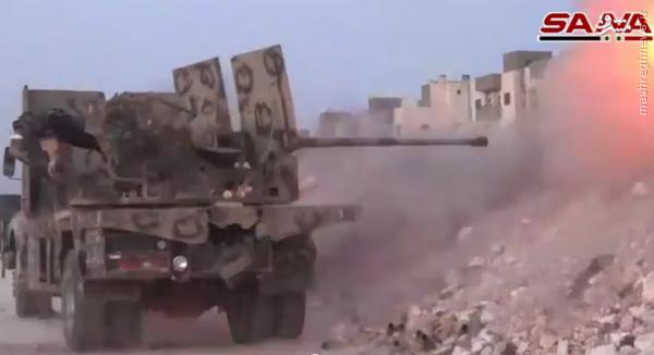 ادامه نبردها در شمال  وغرب حلب/آرایش تهاجمی ارتش سوریه علیه مواضع تروریستها/انتحاری سعودی در جمعیت الزهراء/تشدید نبردها در بحوث العلمیه