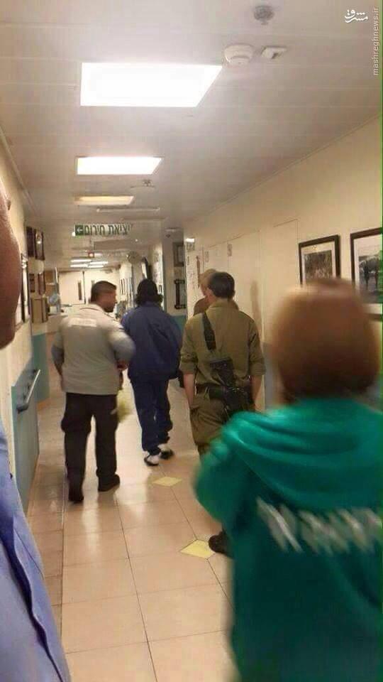 هلاکت مجروحان القاعده در حمله جوانان درزی به آمبولانس اسراییلی!+تصاویر