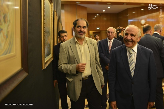 سازمان میراث فرهنگی حوصله ندارد / استقبال رسانه های ترکیه از  هنر ایران