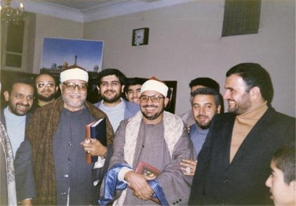 ماجرای تجلیل رهبر معظم انقلاب از قاری مصری