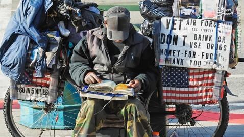 یک سوم از کهنه سربازن آمریکا قبل از رسیدگی به درمان می میرند