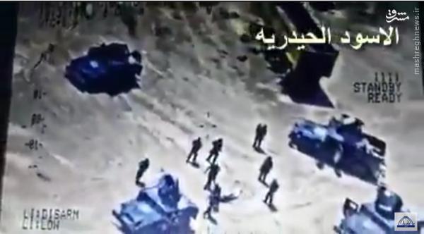 شکار انتحاری داعش توسط کماندوهای عراقی+عکس و فیلم