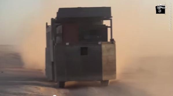 عملیات انتحاری درمنطقه النخیب+تصاویر