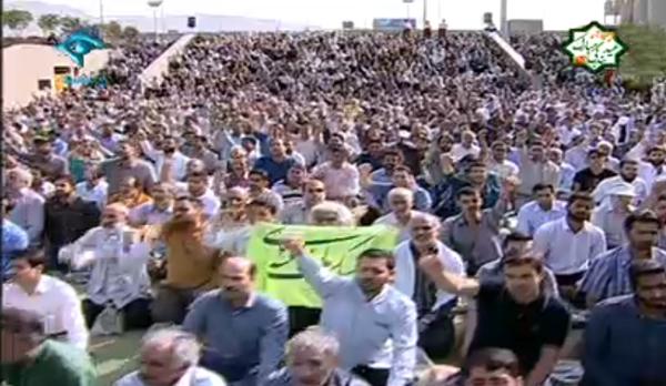 گزیده خطبه های نماز عید فطر به امامت رهبر معظم انقلاب/ در حال تکمیل