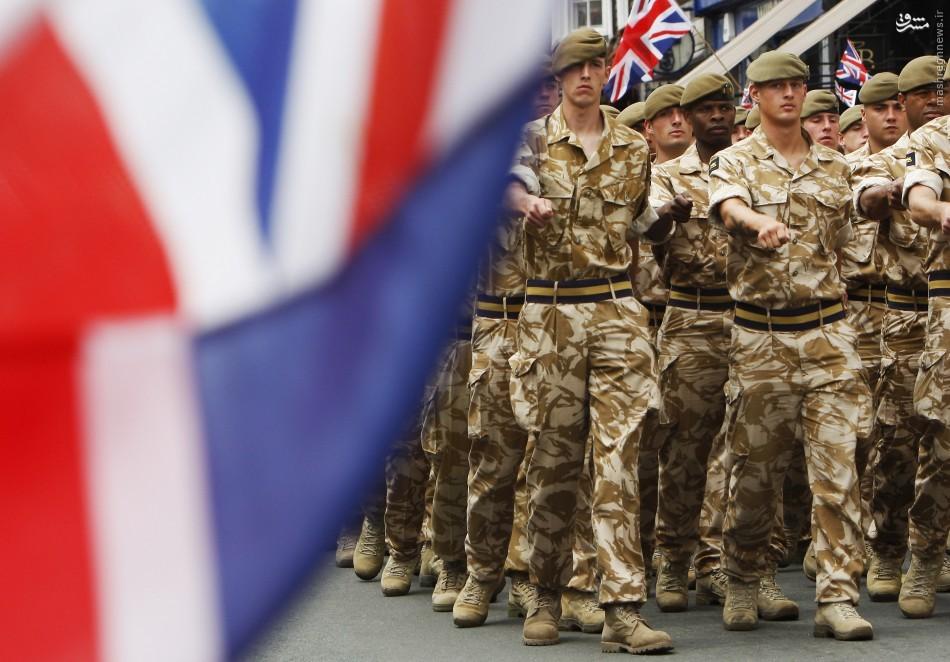 انگلیس چقدر برای کشتن مردم سایر کشورها دنیا هزینه میکند// آماده انتشار