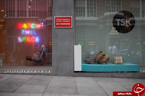 بازگشت کمپین ضد میخ در انگلیس+تصاویر