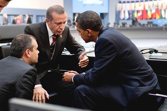 محاسبه و ارزیابی مداخله ترکیه در سوریه