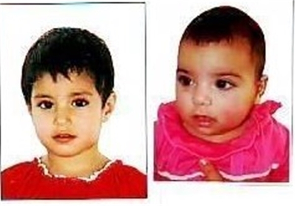 والدین این 2 کودک را شناسایی کنید + تصاویر