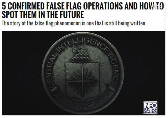 5 عملیات مسلم «پرچم دروغین» و چگونگی کشف آنها در آینده