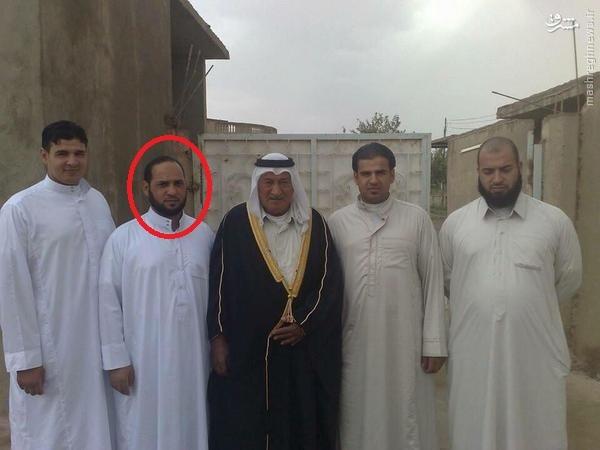 اعدام استاد اهل سنت عراقی توسط داعش+تصاویر