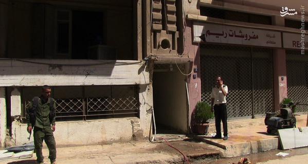 حمله انتحاری داعش به قامشلی+تصاویر