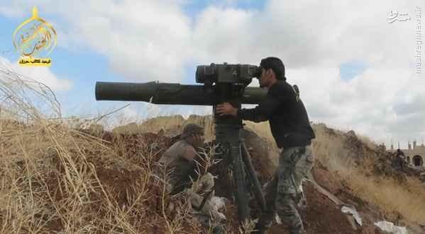 عملیات طوفان جنوب تروریستها برای اشغال درعا/ پاتک شدید ارتش و حزب الله/تلفات و خسارات شدید تروریستها