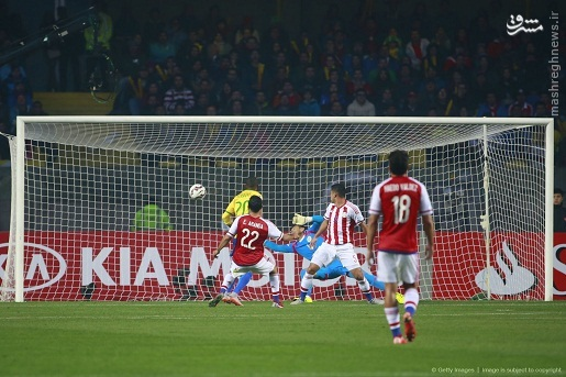 حذف برزیل در ضربات مرگبار پنالتی/ پاراگوئه حریف آرژانتین در نیمه نهایی