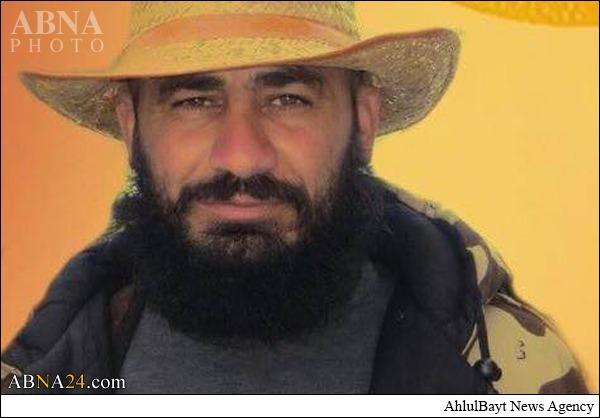 هلاکت فرمانده ارشد ارتش آزاد در درعا +عکس