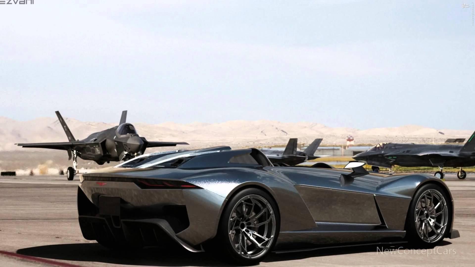 هیولایی برای عشق ماشینها+عکس
