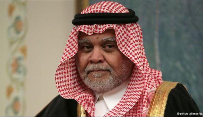 بندربن سلطان:توافق، پایان دوستی ما با آمریکا است