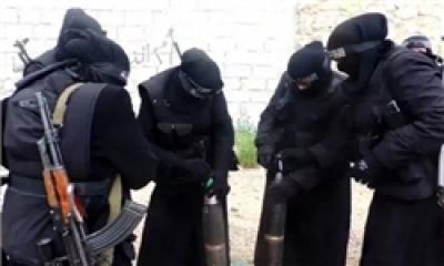 سه دختر جوان روسی سر داعش کلاه گذاشتند
