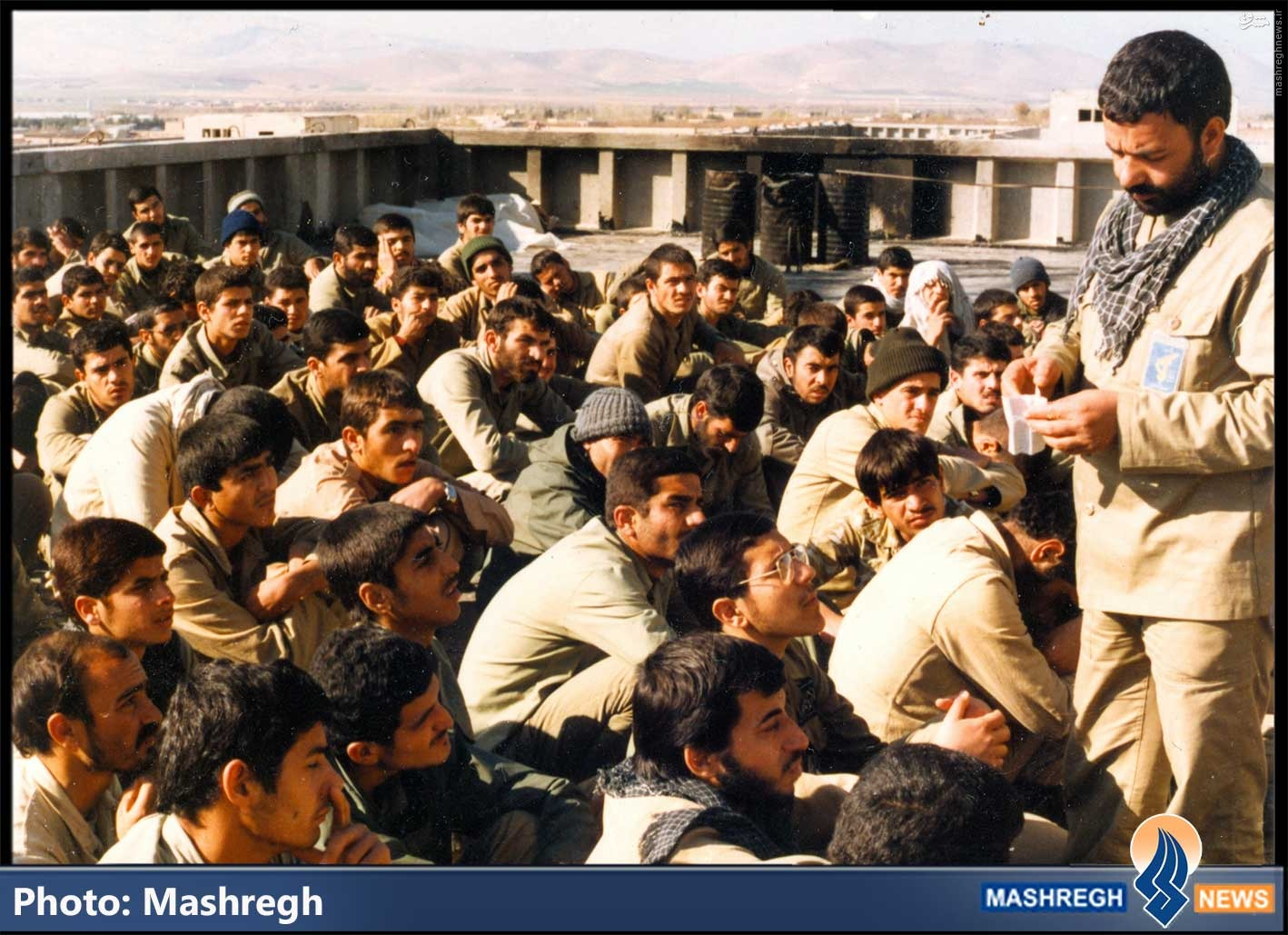 تصاویر/ مردی از تبار حمزه