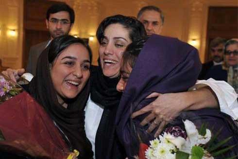 زندانیان ایرانی در آمریکا