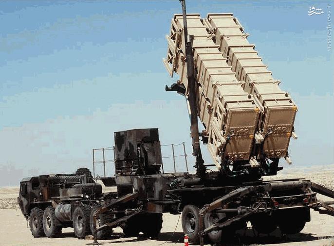 آیا ایران قادر به پاره کردن زنجیر دفاعی موشکی شیخ نشین ها است؟+عکس