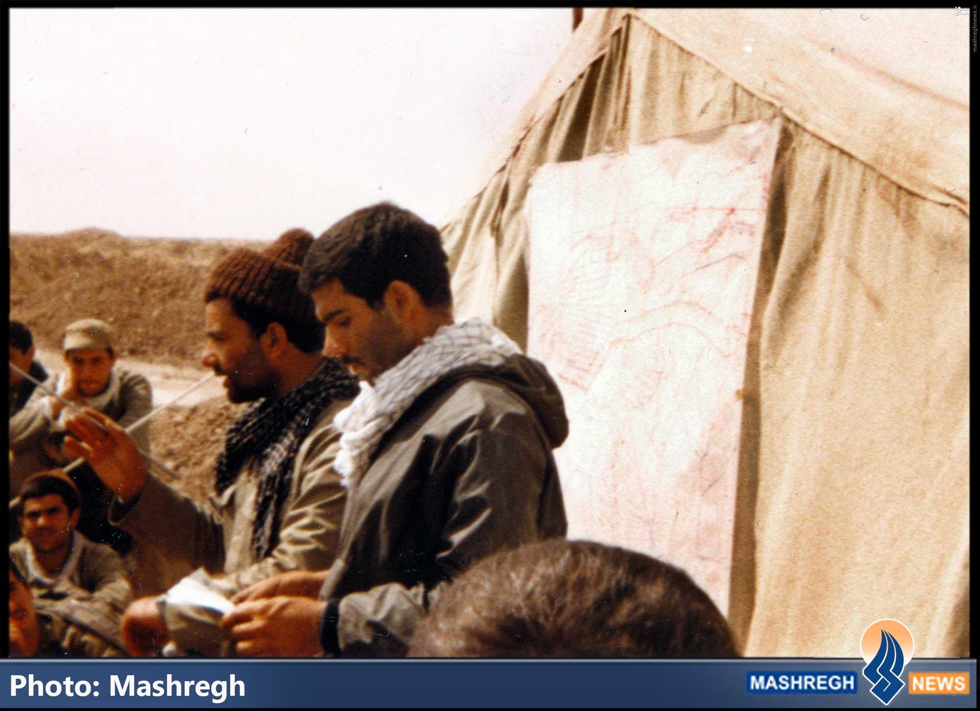 تصاویر/ فرمانده جوانمردان پایتخت