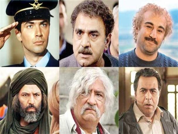 هفت مرد ماندگار سریال های تلویزیون + عکس - مشرق نیوز