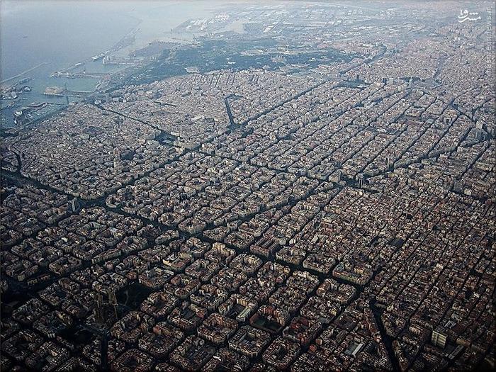مناطق دیدنی مناطق توریستی عکس دیدنی عکس جالب سفر به اسپانیا