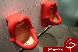 ساخت گرانترین دستشویی جهان + عکس