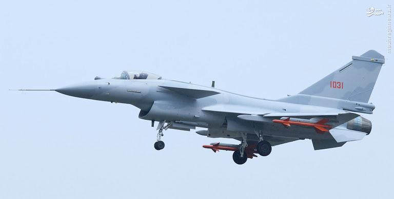 آیا چین به ایران جنگنده پیشرفته می فروشد؟+عکس