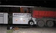 حمله مجدد به اتوبوس مسافری ایرانی در ترکیه
