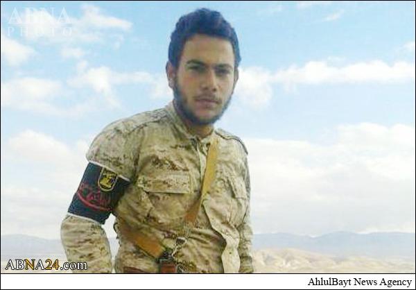 کمیل حزب الله، شهد شیرین شهادت را نوشید+ عکس