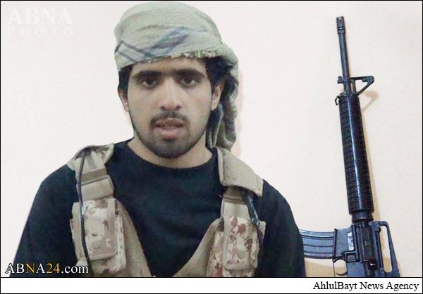 عکس/ عامل انتحاری انفجار مقر نظامیان سعودی