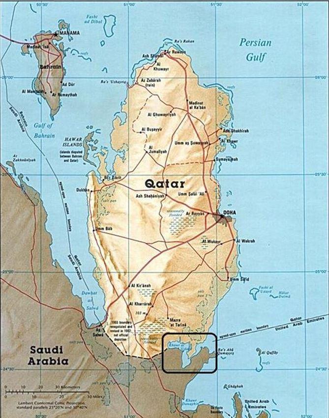آنچه در رابطه بین شیوخ امارات و حاکمان سعودی تاکنون از قلم افتاده بود / در حال ویرایش