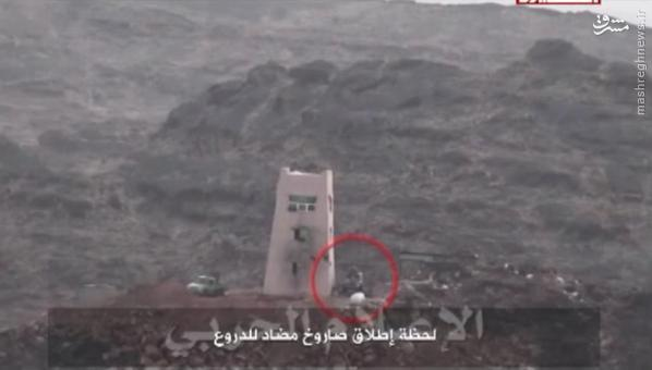 حمله انصار الله به پاسگاه مرزی ارتش آل سعود+عکس و فیلم