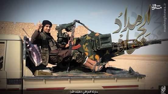 هلاکت فرماندهان داعش در بیجی+تصاویر