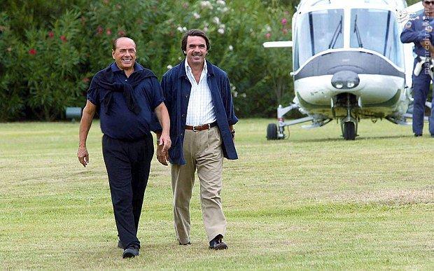 برلوسکونی، ویلای 350 میلیون پوندی خود را به خاندان سلطنتی عربستان می فروشد