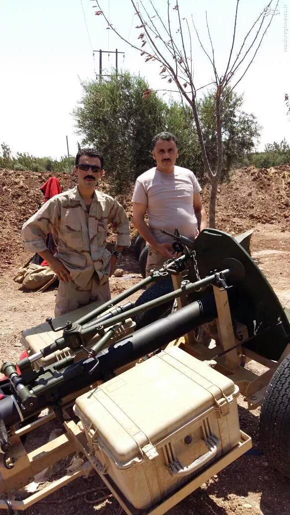 تسلیحات جدید آمریکا برای تروریستها در سوریه+تصاویر