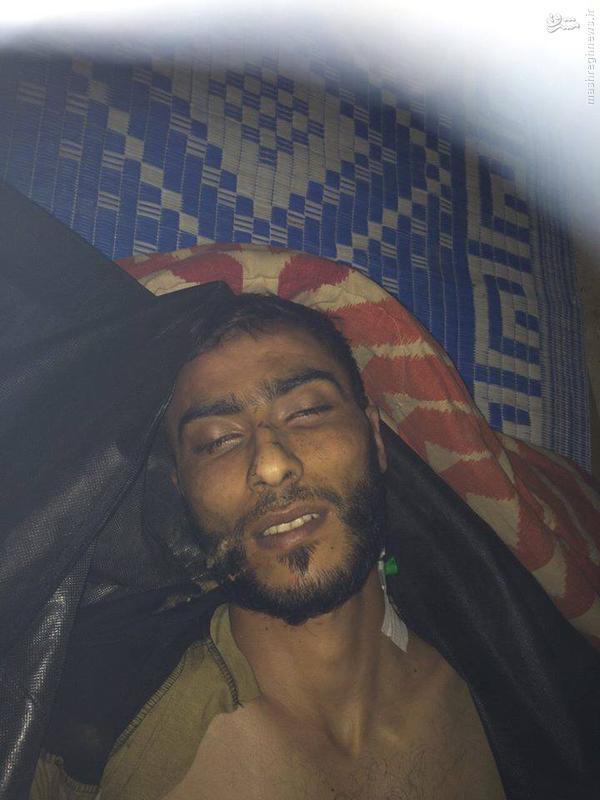 ترور یکی از فرماندهان گروههای تروریستی در سوریه+تصاویر