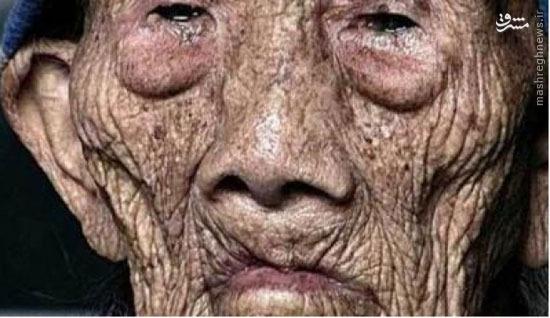 عکس/ مرد 256 ساله