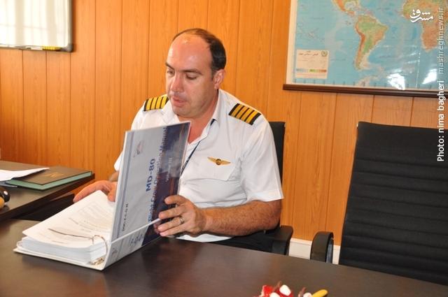 مشکلات خطوط هوایی صرفا خرید هواپیمای جدید نیست/ درخواست عجیب همسر خلبان خارجی قبل از سفر به ایران/ پرسنل فنی با چنگ و دندان هواپیماها را آماده می کنند (آقای داوودی لطفا نگاه کنید)