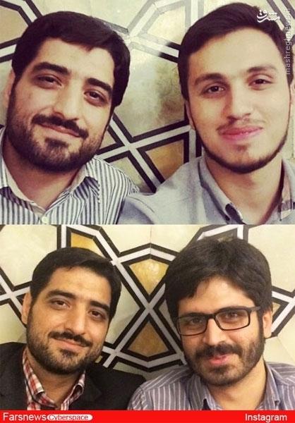 خاطره مداح مشهور از جهاد مغنیه +عکس