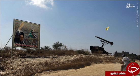 اسرائیل به سوریه حمله میکند؟! + تصاویر