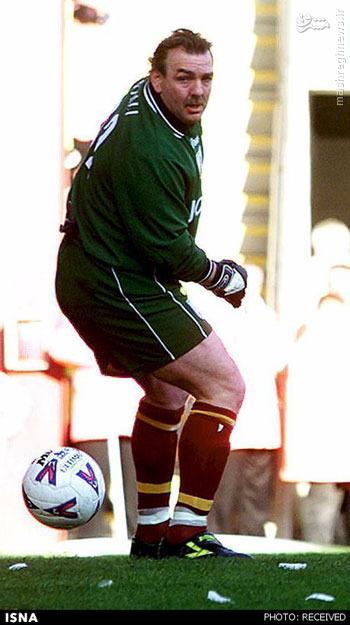 فوتبالیستهای چاق + تصاویر