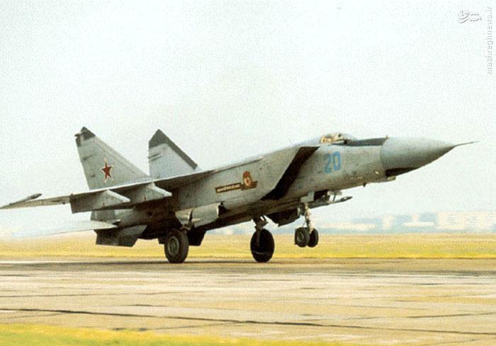 سگ شکاری روسها در آسمان به سوریه وارد شد (آماده نیست)