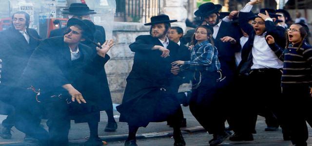 گروه تروریستی یهودی که در صدد نابودی «اسرائیل» است