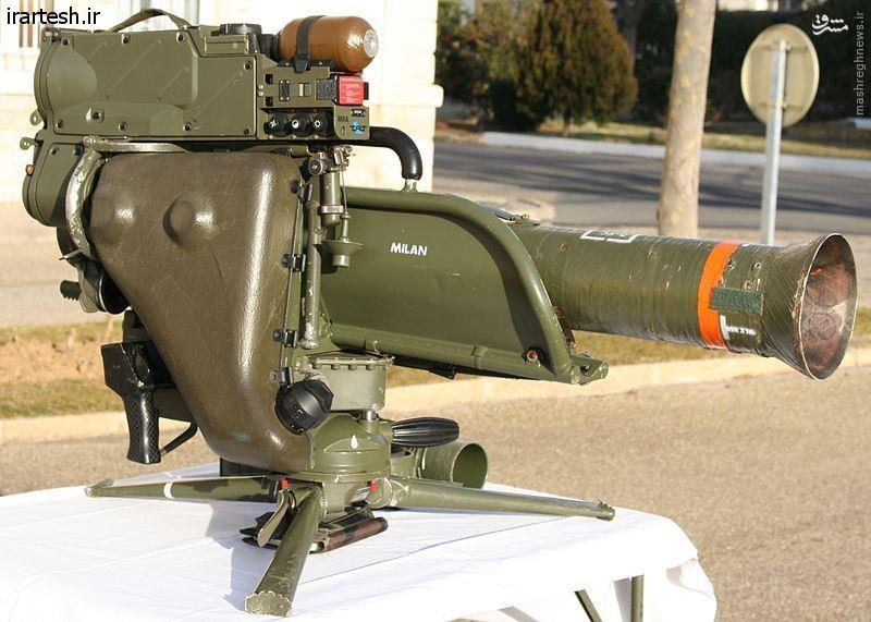 کشف موشکهای ضد زره در ترکیه+تصاویر