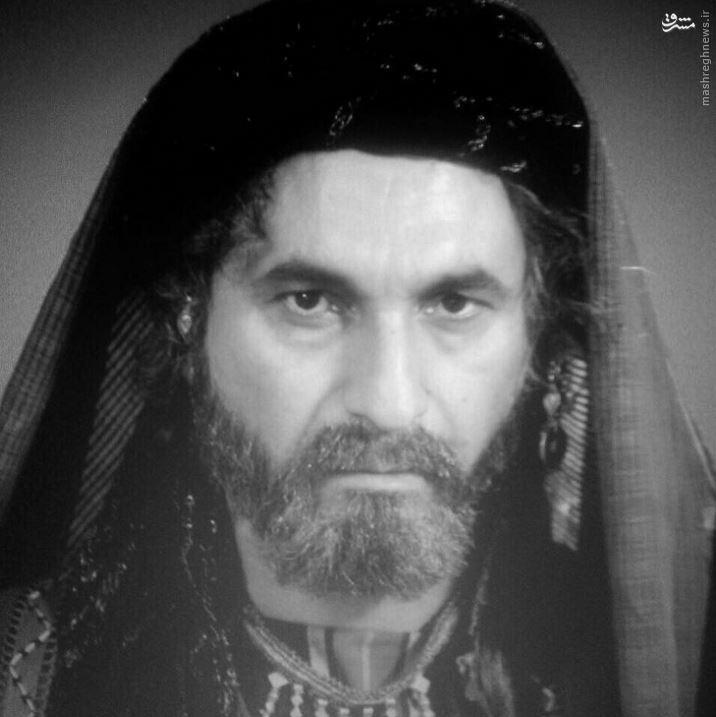 عکس/ گریم متفاوت حمید فرخنژاد
