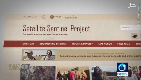 فعالیتهای سیاسی جورج کلونی در سودان