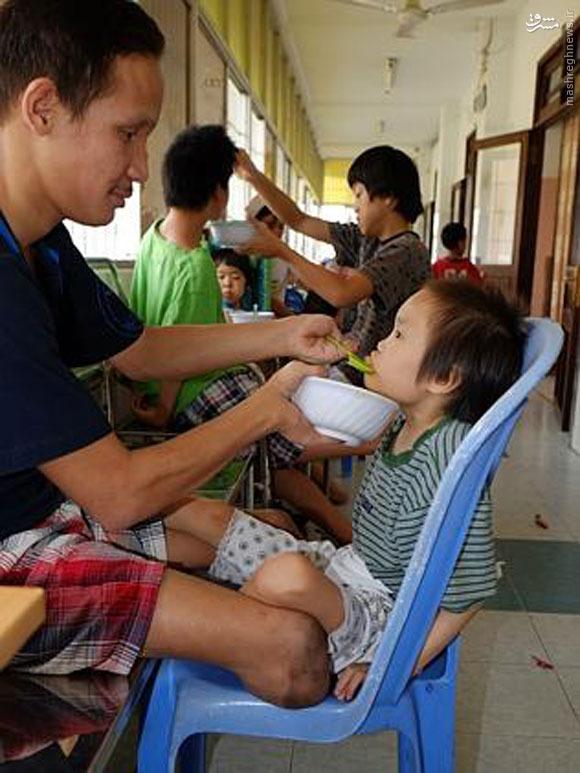 میراث آمریکا در ویتنام: فرزندان عامل نارنجی